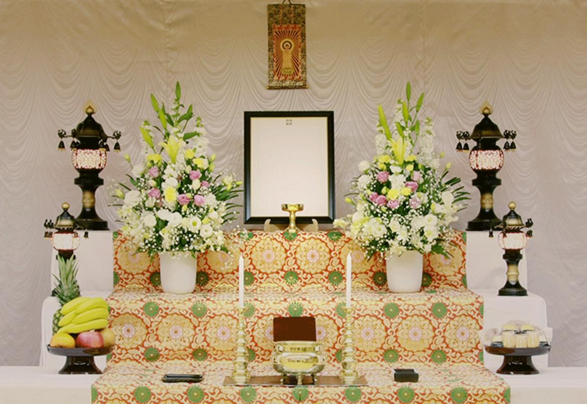 祭壇プラン/37,800円タイプ