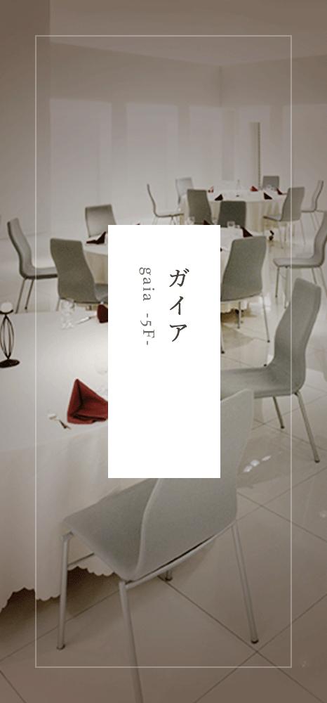 【ガイア】gaia  -5F-