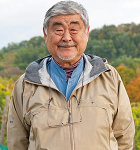 TAKIZAWA WINERY(滝沢 信夫さん)