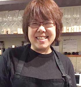 ワインカフェ「ヴェレゾン」(荒井 早百合さん)