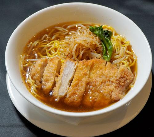 麻辣パーコー麺